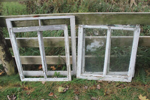 Lot of Old Wooden Frame Windows London Ontario image 3