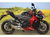 Suzuki GSXS-1000 2016**ABS TRACTION CONTROL, BREMBO BRAKE**