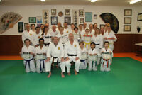 Budokan Karate Spring Training - Try It! You Will Love It!