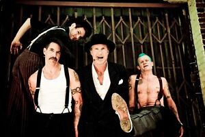 Red Hot Chili Peppers -Hamilton
