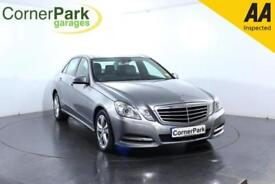 2010 MERCEDES E-CLASS E350 CGI BLUEEFFICIENCY AVANTGARDE SALOON PETROL