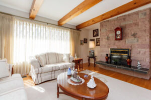 Three bedroom spacious suite for rent