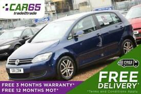 image for 2011 Volkswagen Golf Plus 1.6 SE TDI 5d 103 BHP + FREE DELIVERY + FREE 3 MONTHS