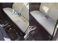 Car Interior Shampoo Event