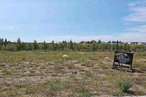 vacant lot in Ardrossan