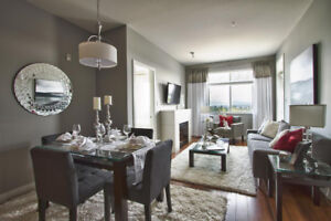 Modern, Bright, Spacious 2 BR Condo - Morgan Crossing, Whiterock