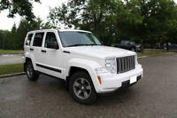 2008 Jeep Liberty Sport  4 x 4 (SAFETY)