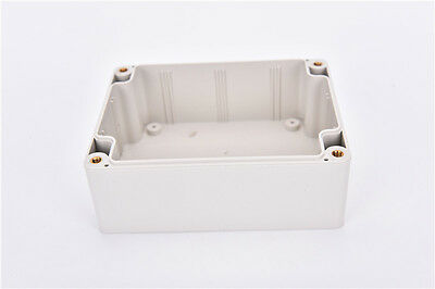 1159055mm Waterproof Plastic Electronic Project Box Enclosure Cover Case