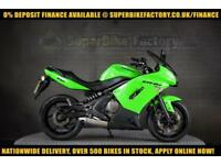 2008 58 KAWASAKI ER-6F A8F 0% DEPOSIT FINANCE AVAILABLE