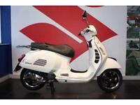 2016 16 PIAGGIO VESPA 124CC VESPA GTS 125 SUPER ABS ***WHITE***