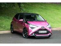 2018 Toyota AYGO 1.0 VVT-i x-cite 5-Dr Hatchback Petrol Manual