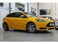 Ford Focus 2.0T ST3, 14 Reg, 31k, Tangerine Scream, Mountune MP275, Stunning!