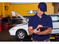 MOT Tester in NW6 London URGENT