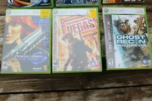 6  DIFFERENT  X BOX 360 GAMES   ALL FOR ONLY $25.00 London Ontario image 3
