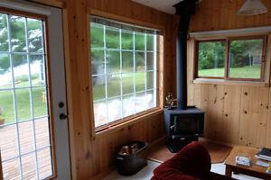 Large Lowen Picture Window - Triple Glaze - Never Installed
