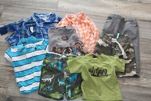 12 Month Boy Lot - 15 pieces
