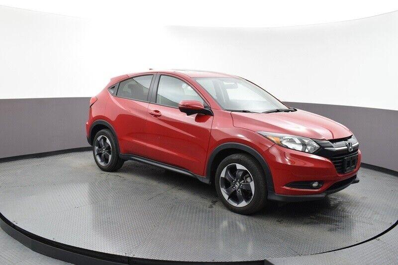 Image 7 Voiture American used Honda HR-V 2018
