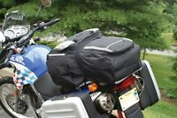 BMW F650GS Rear Tail BAG.