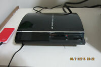 Playstation 3, 32 games, All standard Hook ups, One controller