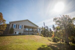 NEW PRICE! Rancher in Paradise   $609,900   Stunning Ocean Views St. John's Newfoundland image 1