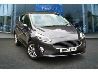 2017 Ford Fiesta 1.0 EcoBoost Zetec Navigation 5dr **With Bluetooth Connectivity