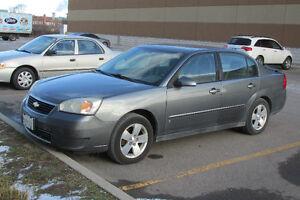 2006 Chevrolet Malibu 4 door Sedan