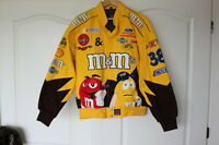 2 VINTAGE RACING JACKETS -MENS-XL