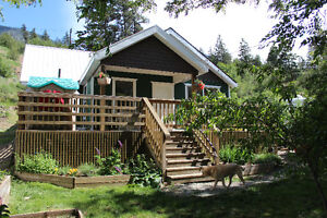 Charming Home in Sunny Lytton, BC