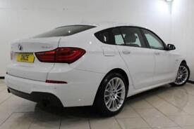 2013 63 BMW 5 SERIES GRAN TURISMO 535I M SPORT 3.0 5DR AUTOMATIC 302 BHP PRO SA