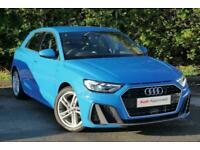 2019 Audi A1 SPORTBACK 35 TFSI S Line 5dr S Tronic Auto Hatchback Petrol Automat