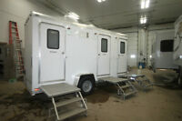 MOBILE TOILET TRAILER - OTG-332