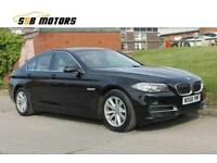 2016 66 BMW 5 SERIES 2.0 520D SE 4D 188 BHP DIESEL