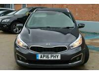 2016 Kia Ceed 1.6 CRDi 2 Sportswagon (s/s) 5dr Estate Diesel Manual