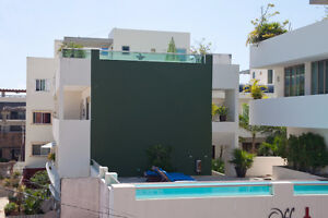 Penthouse - 1 Bedroom Pay in Canadian Playa del Carmen, Mexico