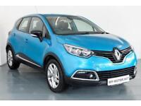 Renault Captur Dynamique Medianav Dci S/S Hatchback 1.5 Manual Diesel