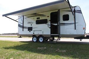 Country Living Camper Rentals 2015 Rockwood Rental unit
