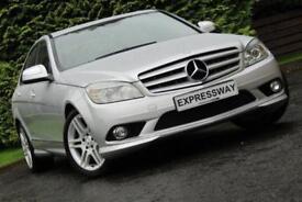 2008 Mercedes-Benz C Class 2.1 C200 CDI Sport 4dr