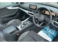 2018 Audi A5 CABRIOLET 2.0 TDI S line Cabriolet S Tronic quattro (s/s) 2dr Conve