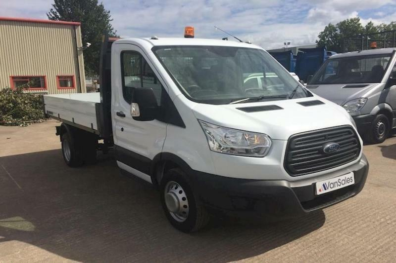 New Ford Transit Single Cab Dropside L3 *Finance Available*