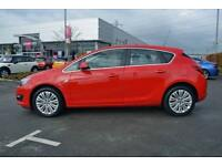 2015 VAUXHALL ASTRA Vauxhall Astra 1.6i Excite 5dr