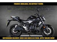 2017 17 YAMAHA MT-03 ABS