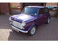 Austin Mini 1.3 Equinox Ltd Ednision In Amarath Mettalic Drives Superb **Must Be Seen**