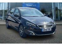 2016 Peugeot 308 1.6 BlueHDi 120 Allure 5dr Manual Hatchback Diesel Manual