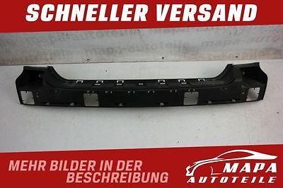 Mercedes R-Klasse A251 Stoßstange Hinten Blende Grundträger Träger Absorber