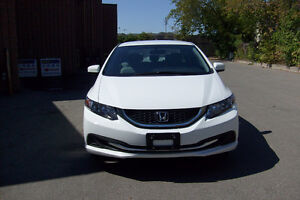 2015 Honda Civic LX, Blue Tooth, Back Up Camera, Low Milages