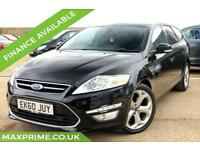 FORD MONDEO 2.0 ECOBOOST TITANIUM X ESTATE AUTOMATIC 205 BHP JUST SERVICED