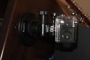Suction Cup GoPro Mount Windsor Region Ontario image 1