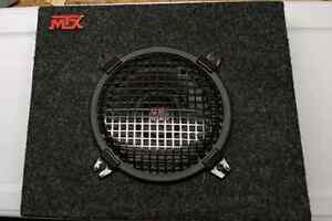 """MTX Road Thunder 8"""" Subwoofer and Tweeter (TS 82)"""