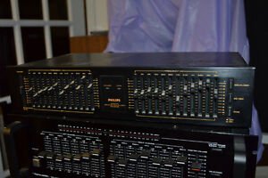 PHILIPS PG 920B Graphic Equalizer 12 Band EXCELLENT