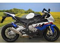 BMW S1000RR 2011**RIDER POWER MODES, MOTOGP GRIPS, ABS, TRACTION CONTROL**